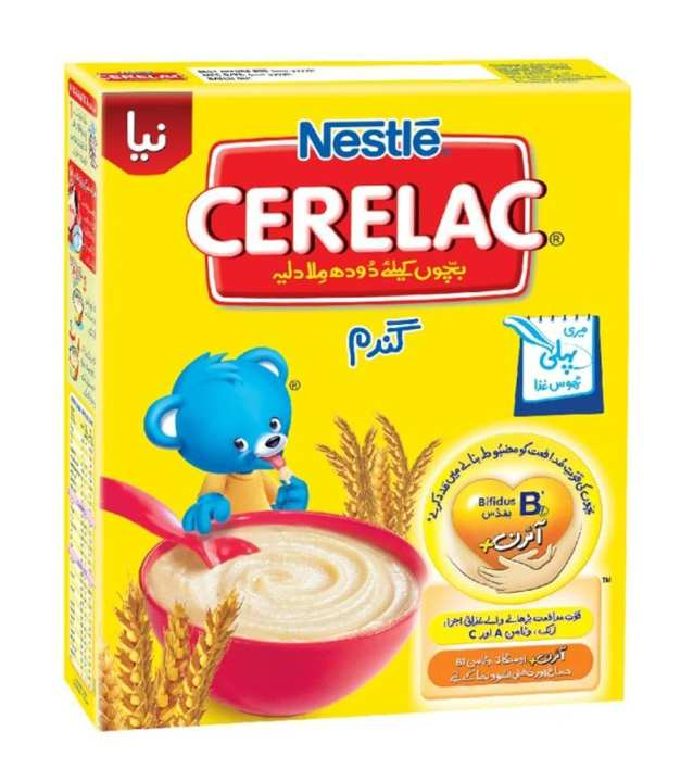 Wheat Cereal 350 GM