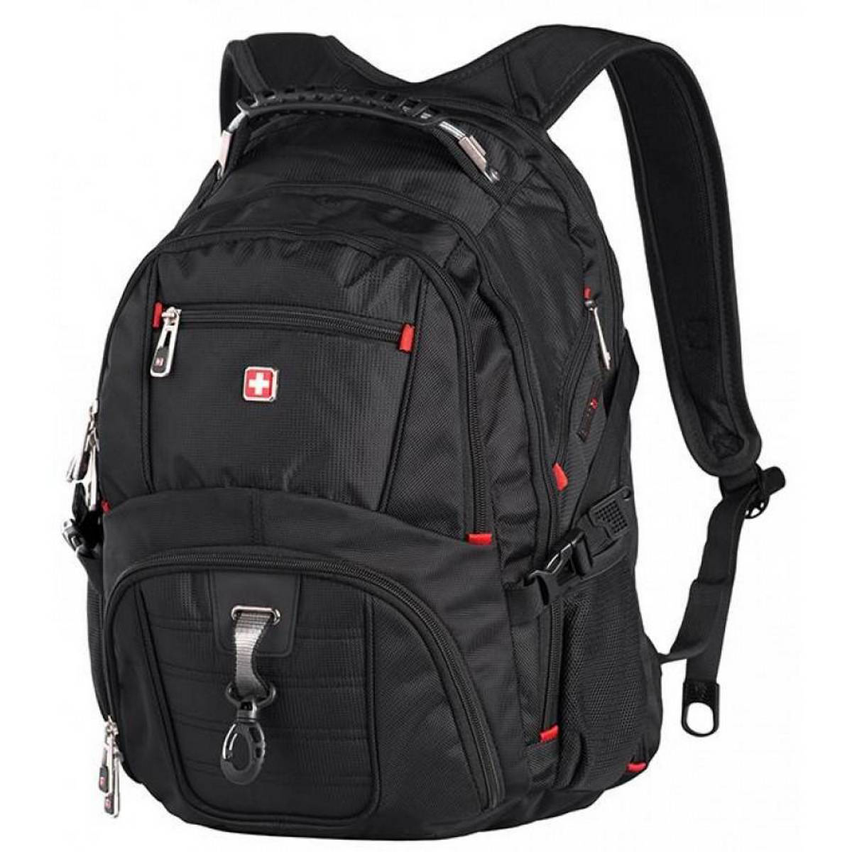 SwissWin Laptop Backpack  15.6 inches Water proof Men's Luggage & Travel / Sports Bag