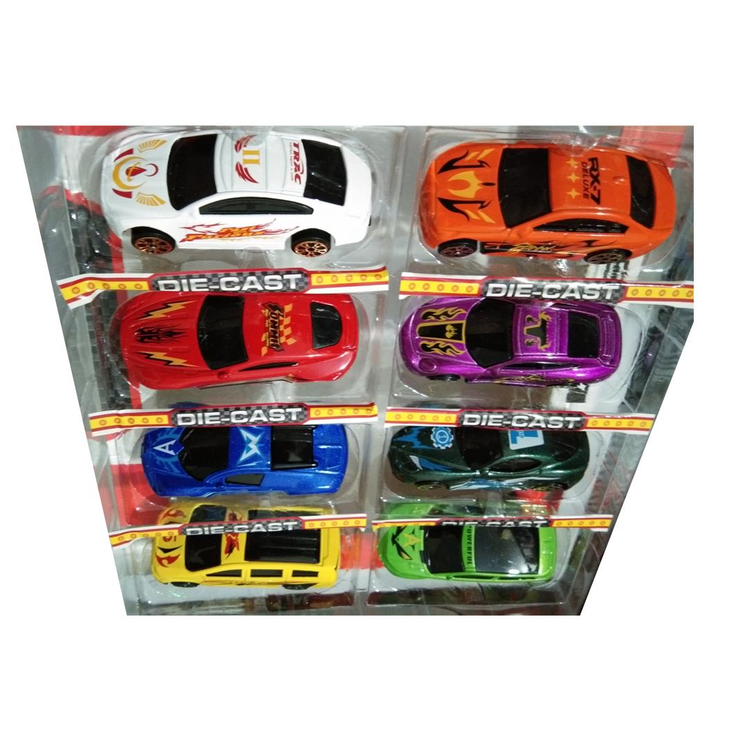Original Die Cast Metal Car Set Toys For Kids and Boys Diecast Toys 1-Pc