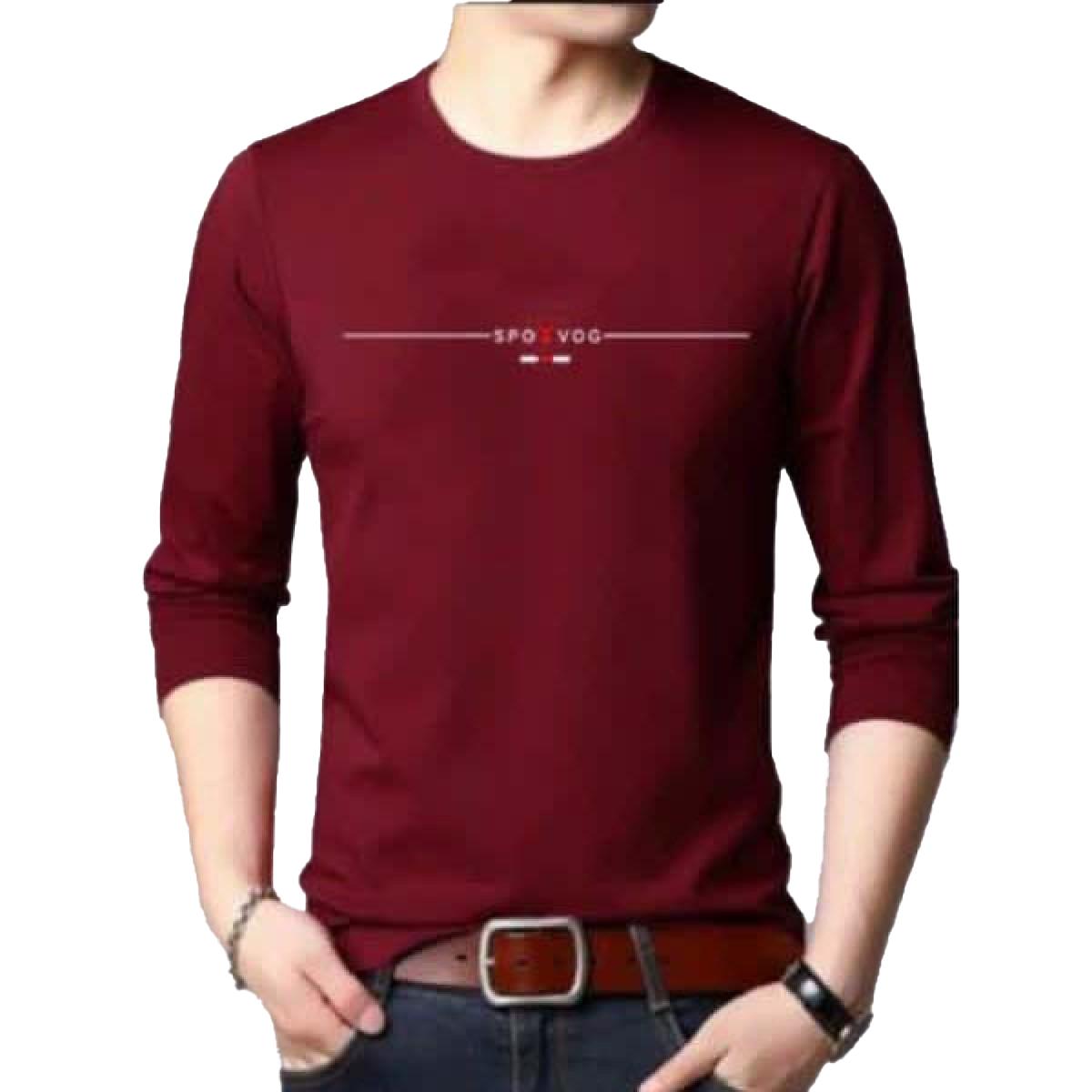 Full Sleeves T shirt for mens