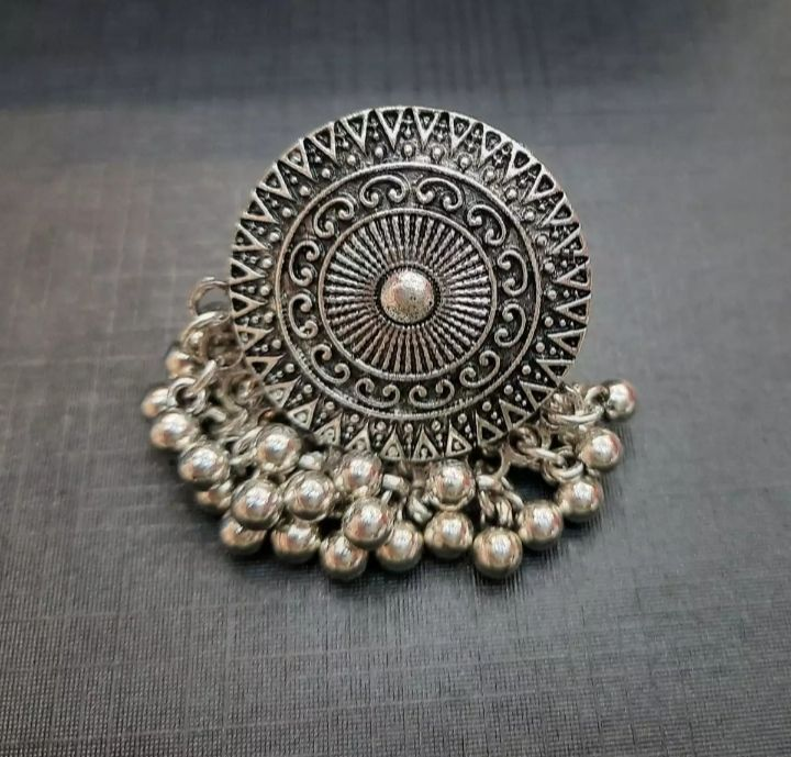 Antique Afghani Ring For Women