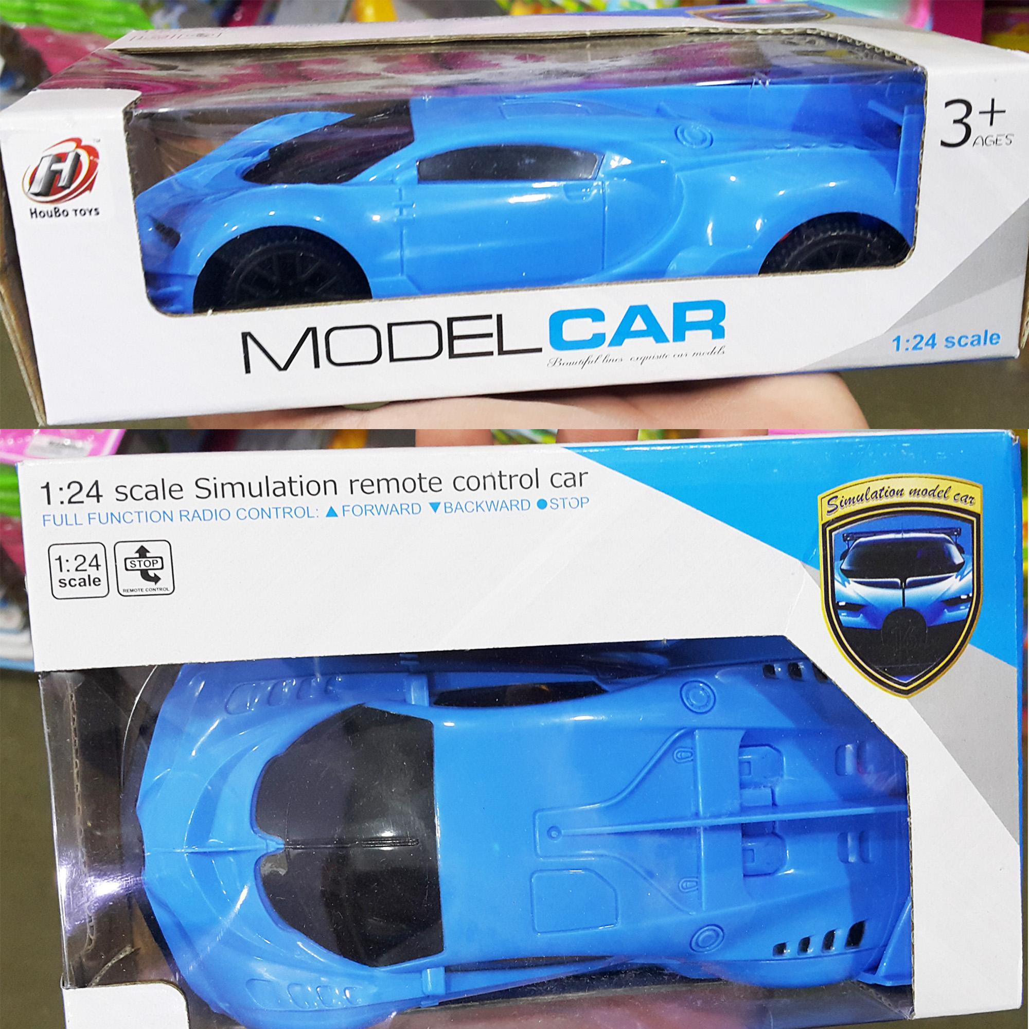 Remote Control Car Stylish Design Multi - ZRC