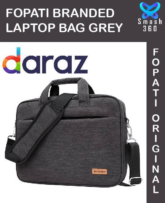 f5b03e6051c6 FOPATI Brand Laptop Bag Briefcase 15.6 Tote Handbag Waterproof Sleeve Laptop  for Macbook DELL HP Shoulder