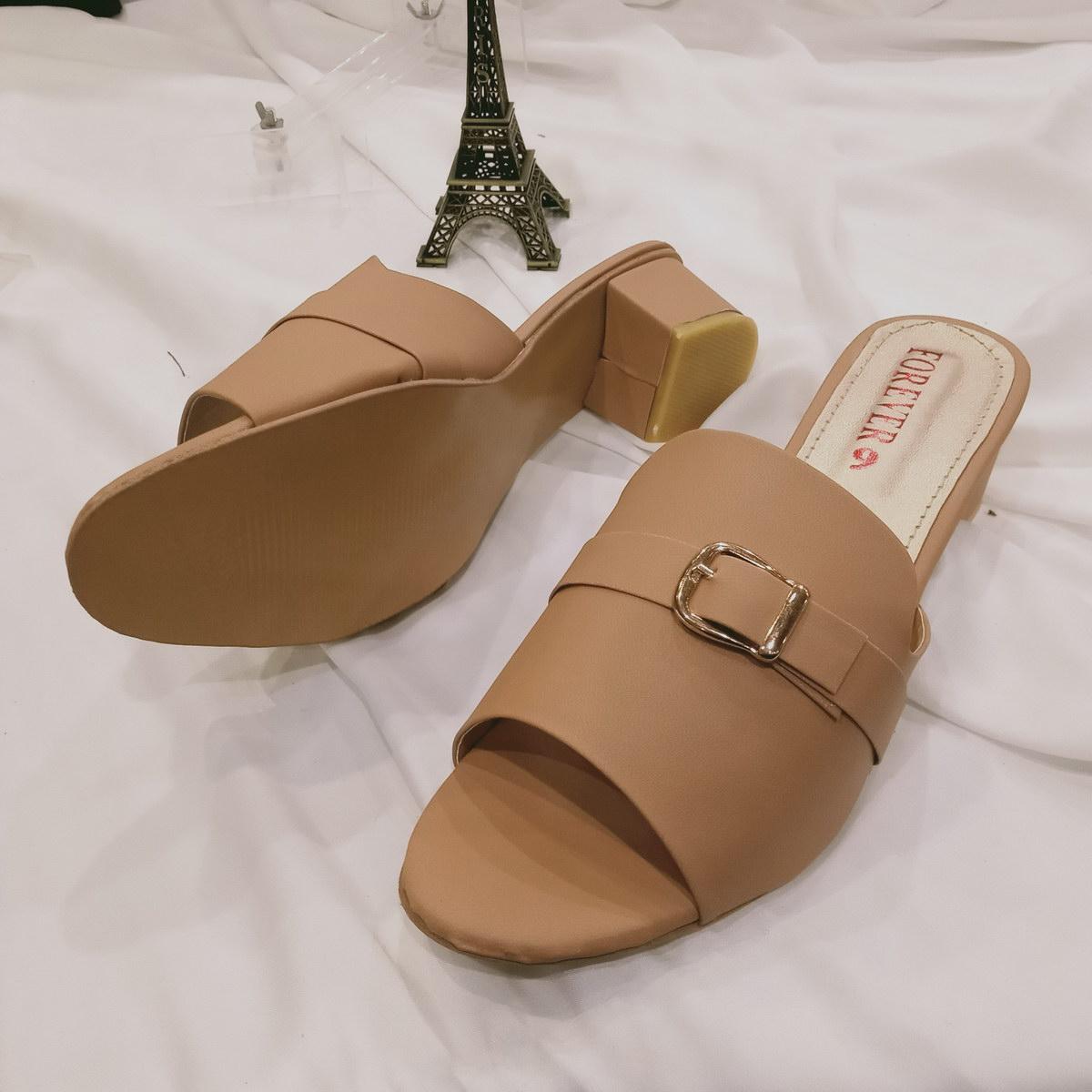 Flat Fancy Sandal for Women SH29-N FT34-S