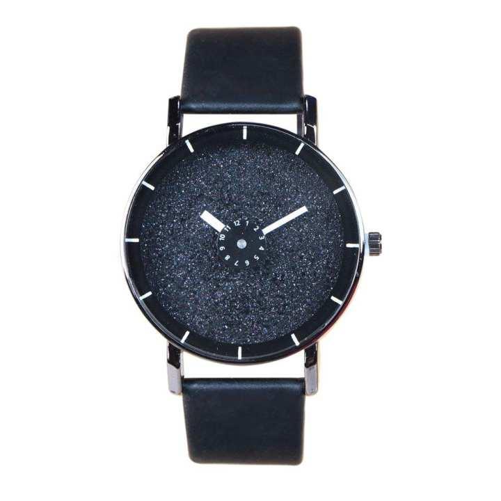 O.T.Sea Ceramic Quartz Watch Fashion Women Wrist Shiny Dial Dress