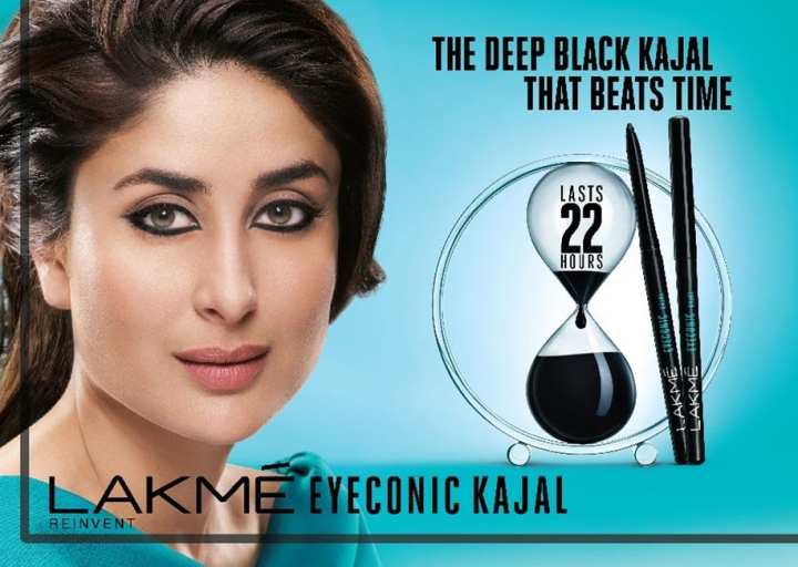 Original Eyeconic Kajal Pencil Deep Black Water Proof - Best Sale Price