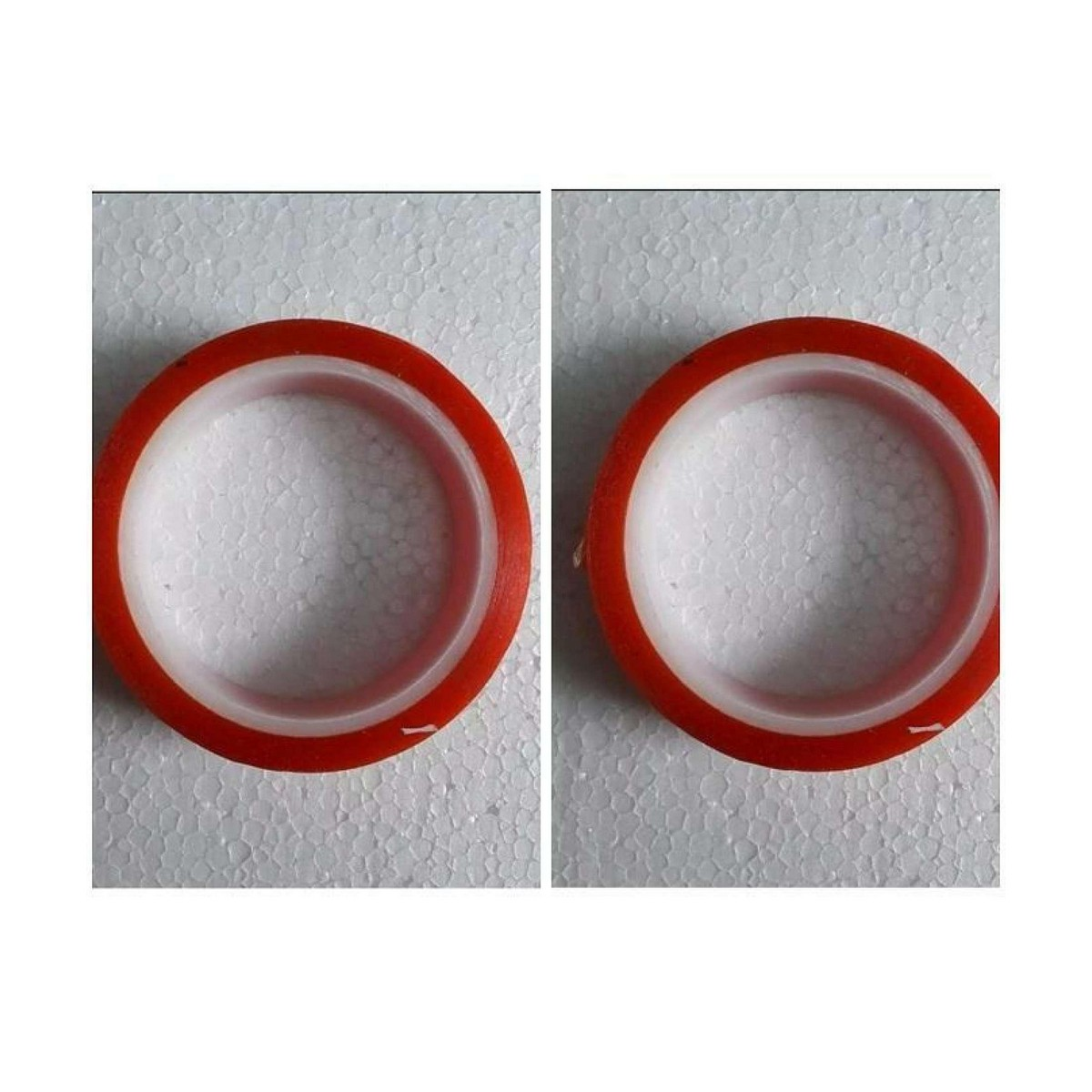 Wig Tape For Hair Wigs - Red - Pack Of 2