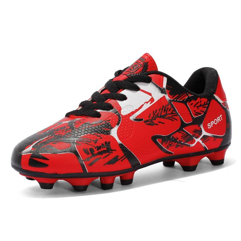 f104f98682fc Good Quality Soccer Shoes Men 3Colors Football Shoes New Fashion Star s  Style Competition Long Nail Soccer