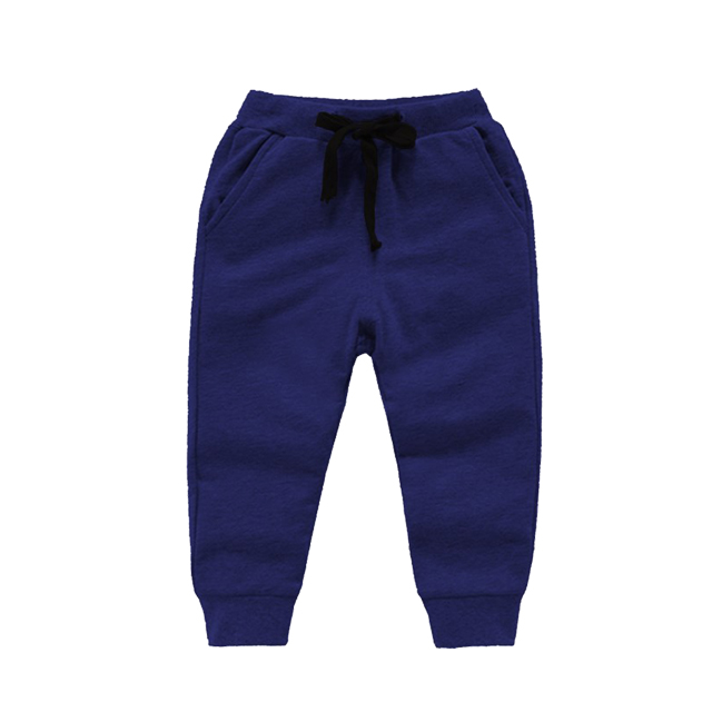 Bindas Collection Summer French Terry Trousers For Kids