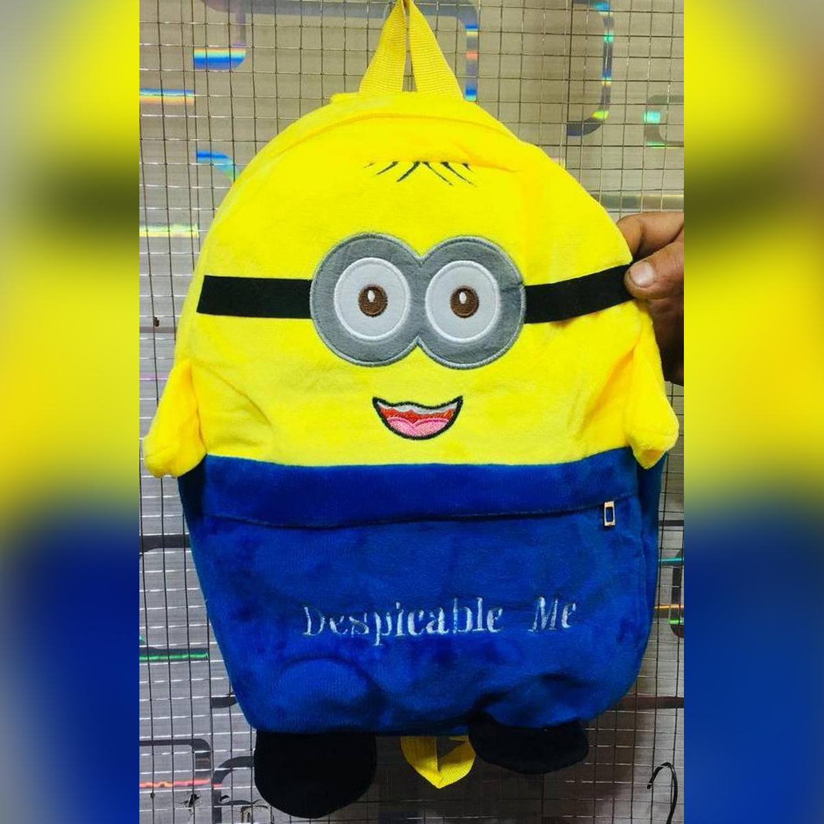 New Cute Fancy Cartoon Characters Mini Backpacks School Bags for Kids Baby Girls Boys Baba and Babies Shoulder Bag Pack