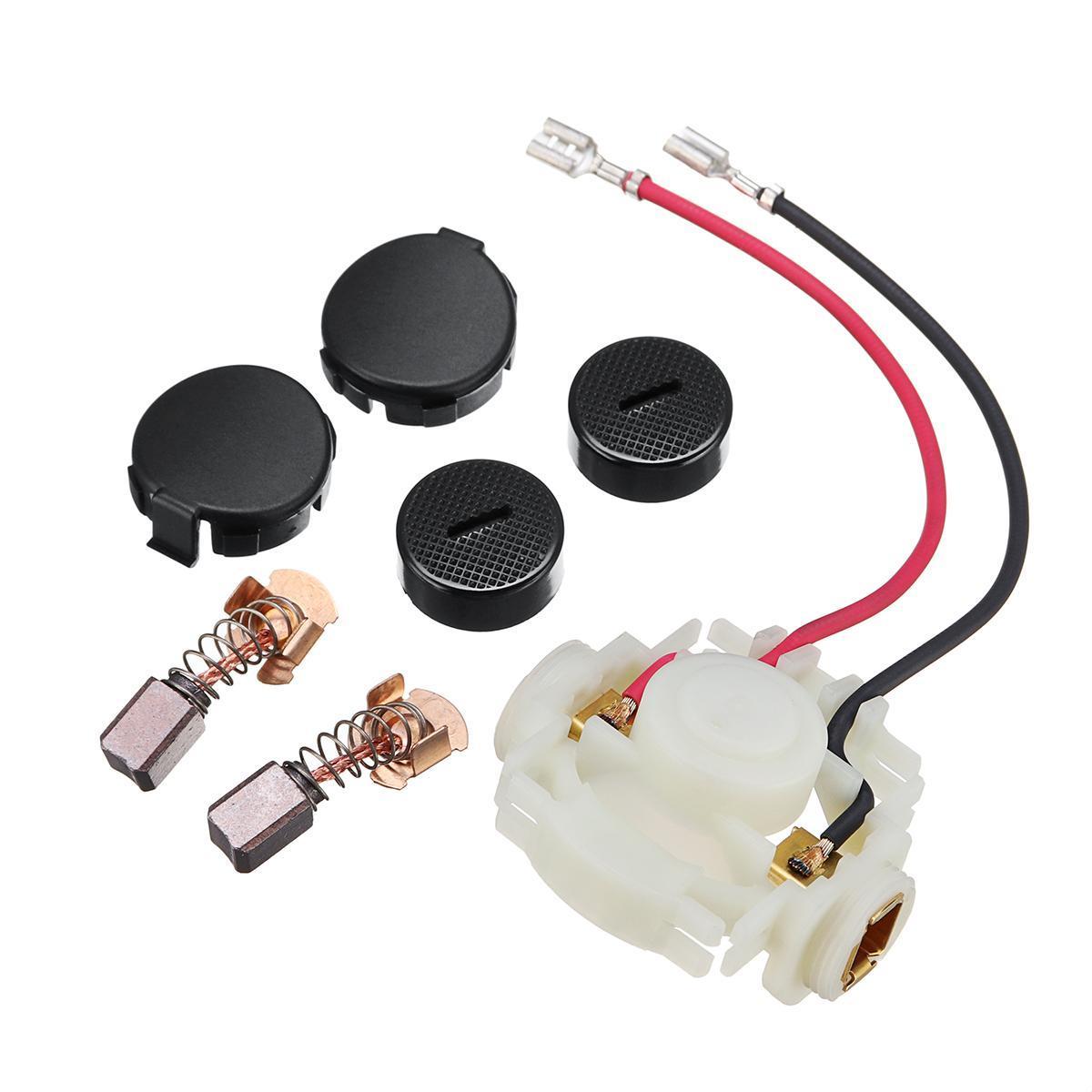 Caps for BGA452 BGD800 BJS161  638448-2 Makita Brush Holder Carbon brushes