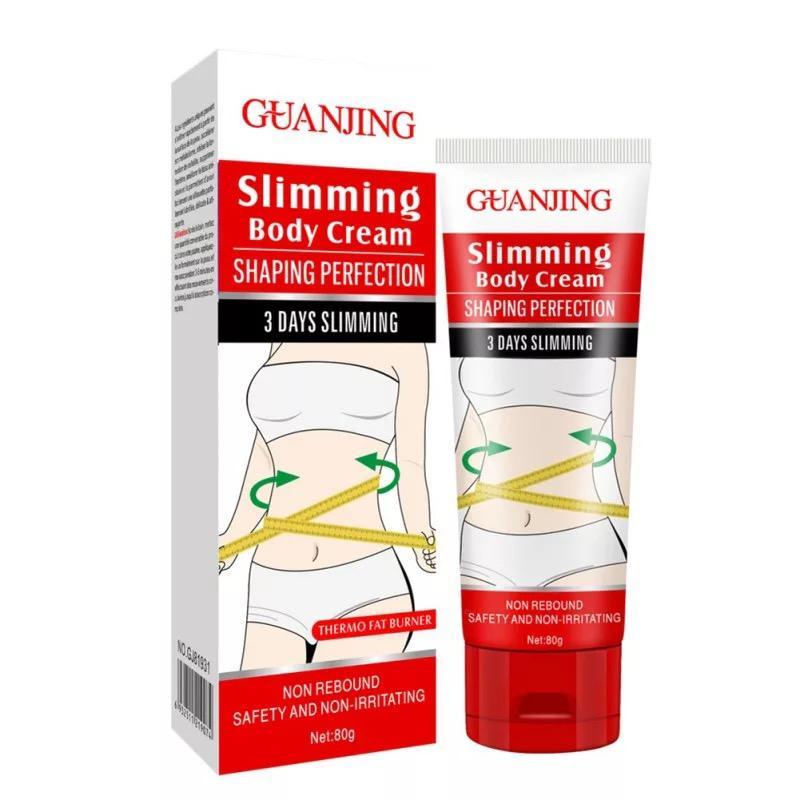 GUANJING 80g Fat Burning Body Sliming Cream
