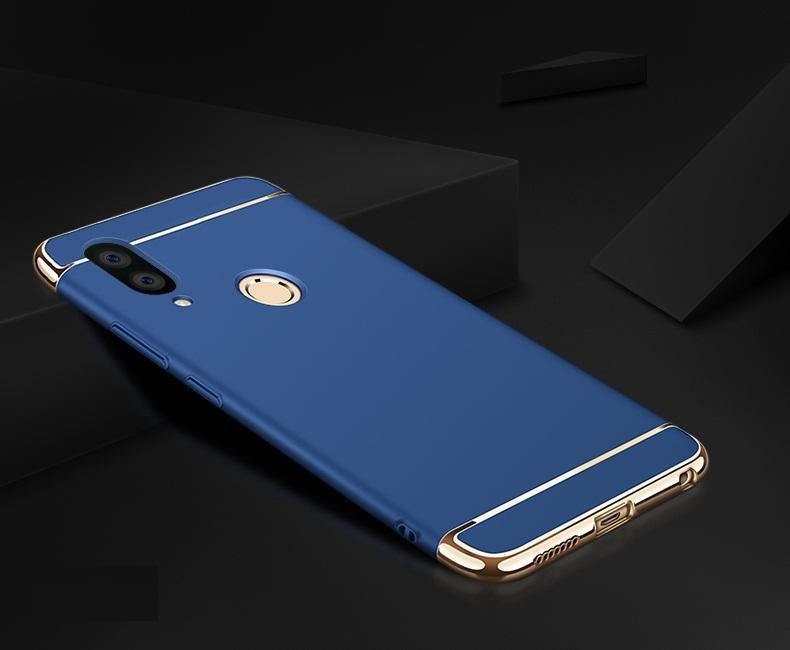 3 In 1 Luxury Protective Case For Huawei Honor 10 Lite