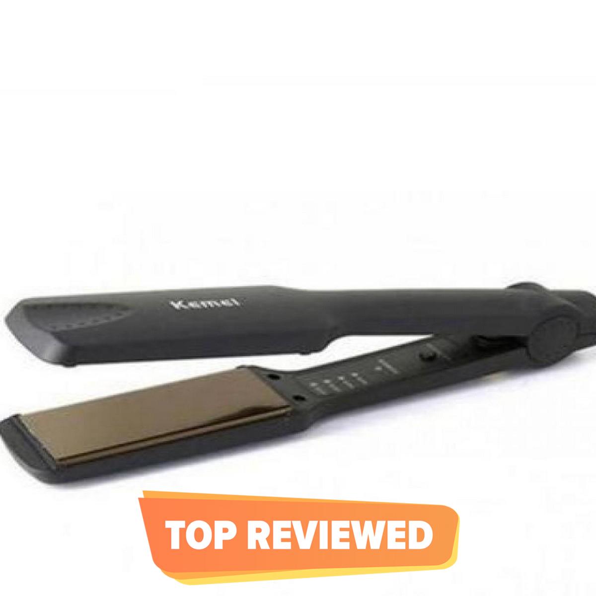 Kemei Km-329 - Professional Hair Straightener