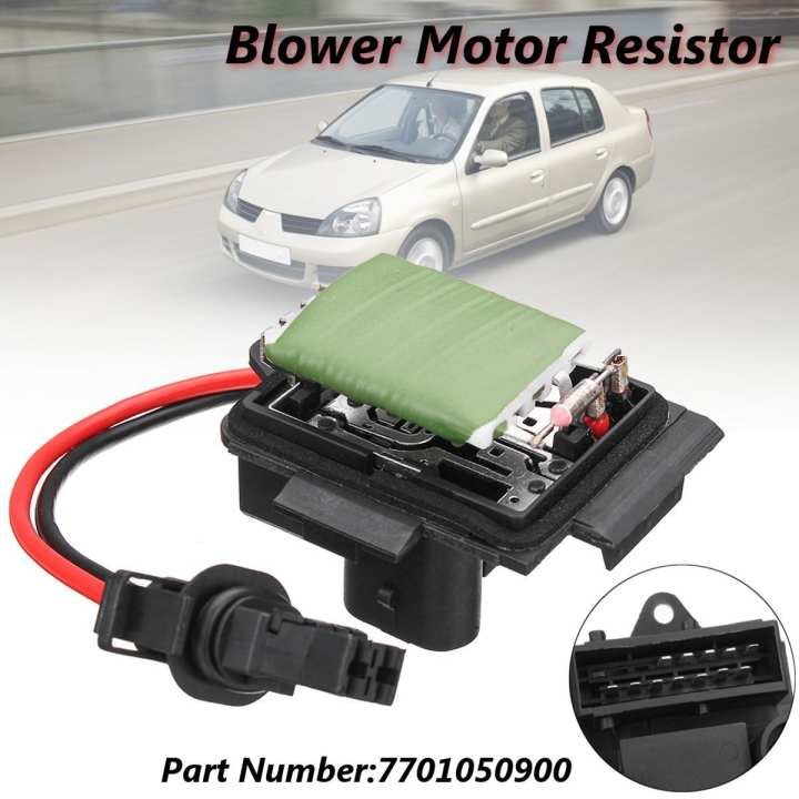 Blower Fan Motor Heater Resistor Control For Ford Renault Clio II/172/182/RS V6