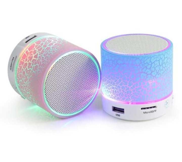 LED Lighting Mini Bluetooth Speakers