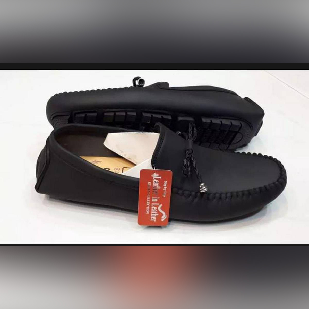 top quality hand made soft loafer shoes for men, casual shoes for men