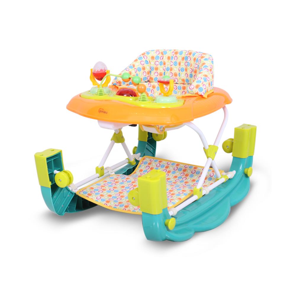 Tinnies Baby Walker W/Rocking - (BG-1203)