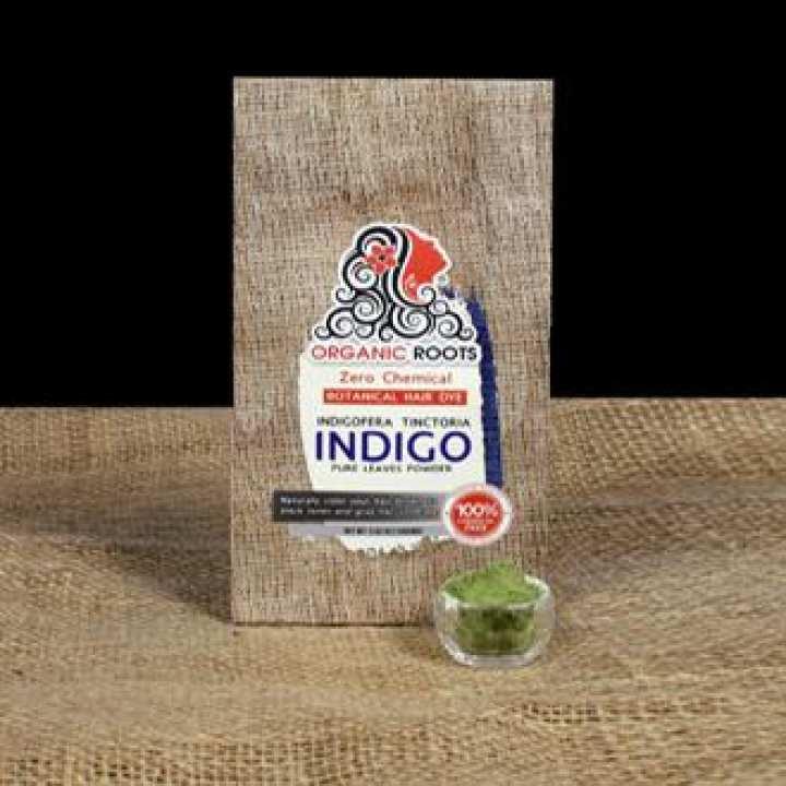 Indigo Leaf Powder (100 gram)