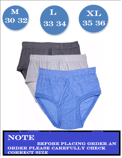 HOT SALE pack of 3 Fruit of the  Men's Breathable Underw
