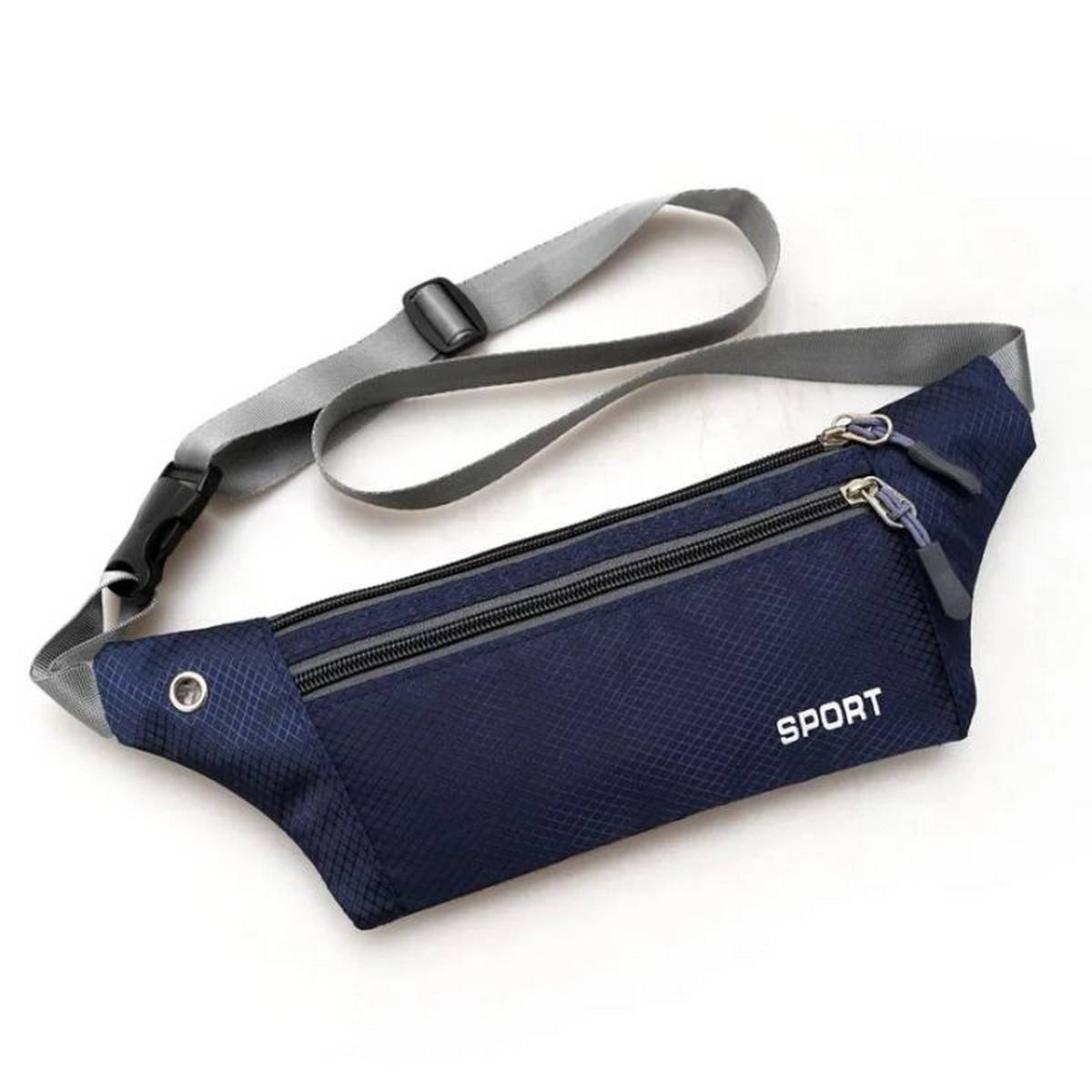 Nylon Wallet Bags Run Outdoor Camping Sports Belt Bicycle Riding Mobile Phone Waist Fitness Gym Backpack Accessories