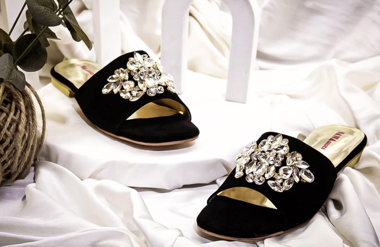 Shoes for Women Ladies Girls Stylish Elegant Design-SAWA SHOES - 626