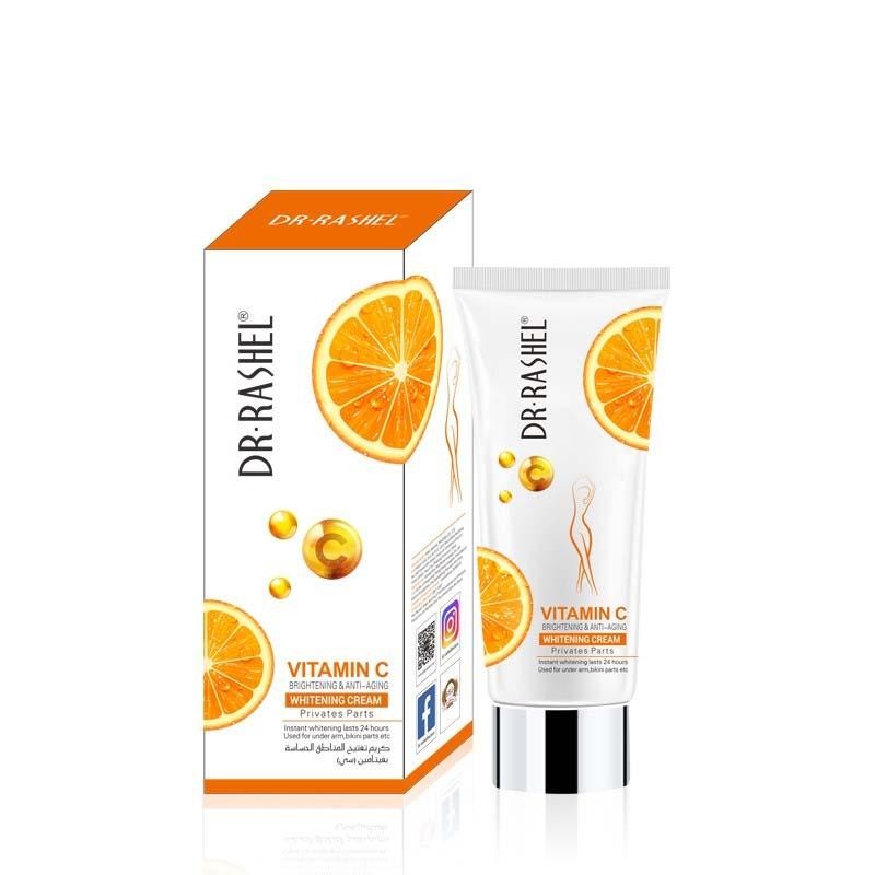 Dr.Rashel Vitamin C Brightening & Anti Aging  for Private Body Parts for Girls & Women