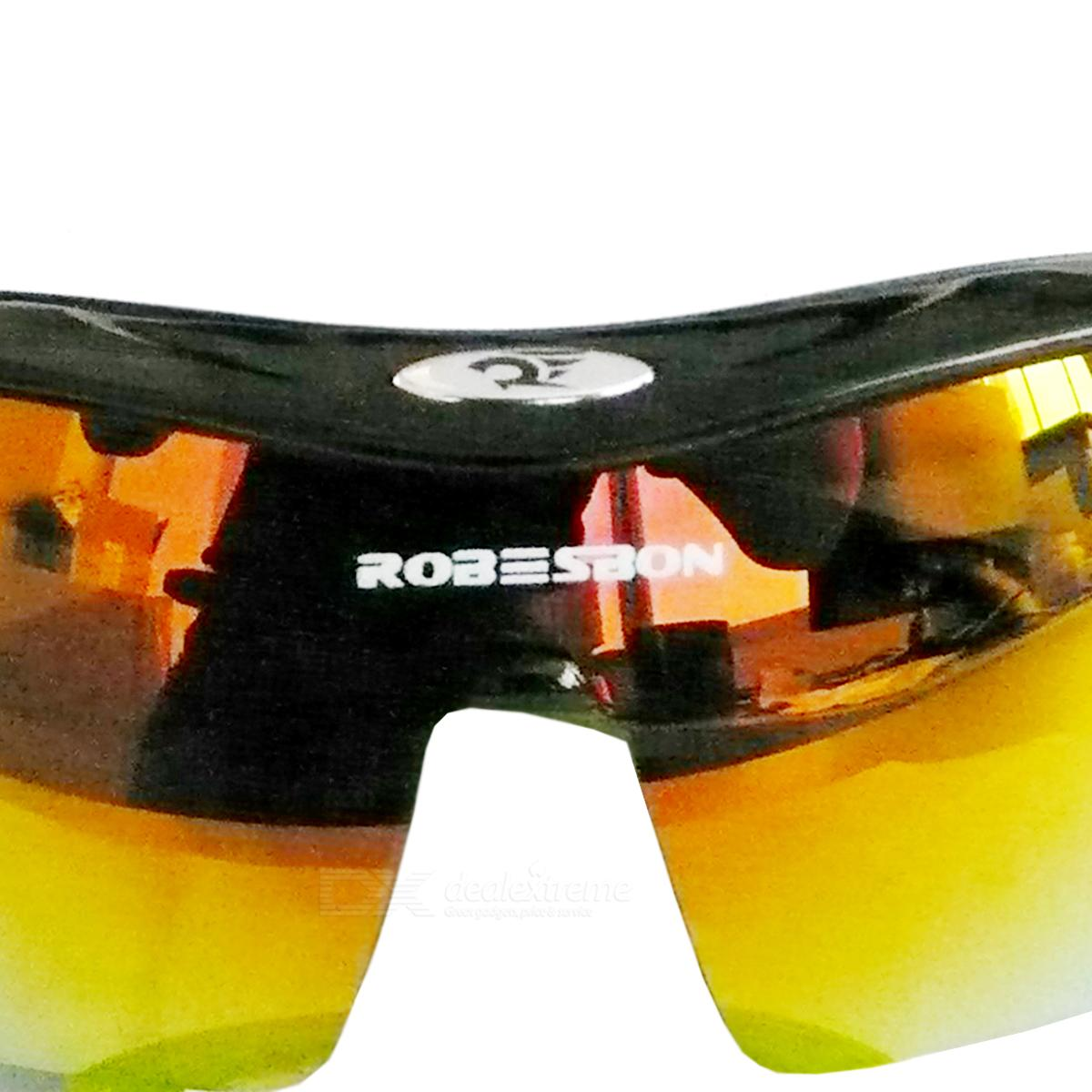 6b8f99034b1 ROBESBON Outdoor Sports Resin Lens PC Frame UV Polarized Sunglasses  Buy  Online at Best Prices in Pakistan