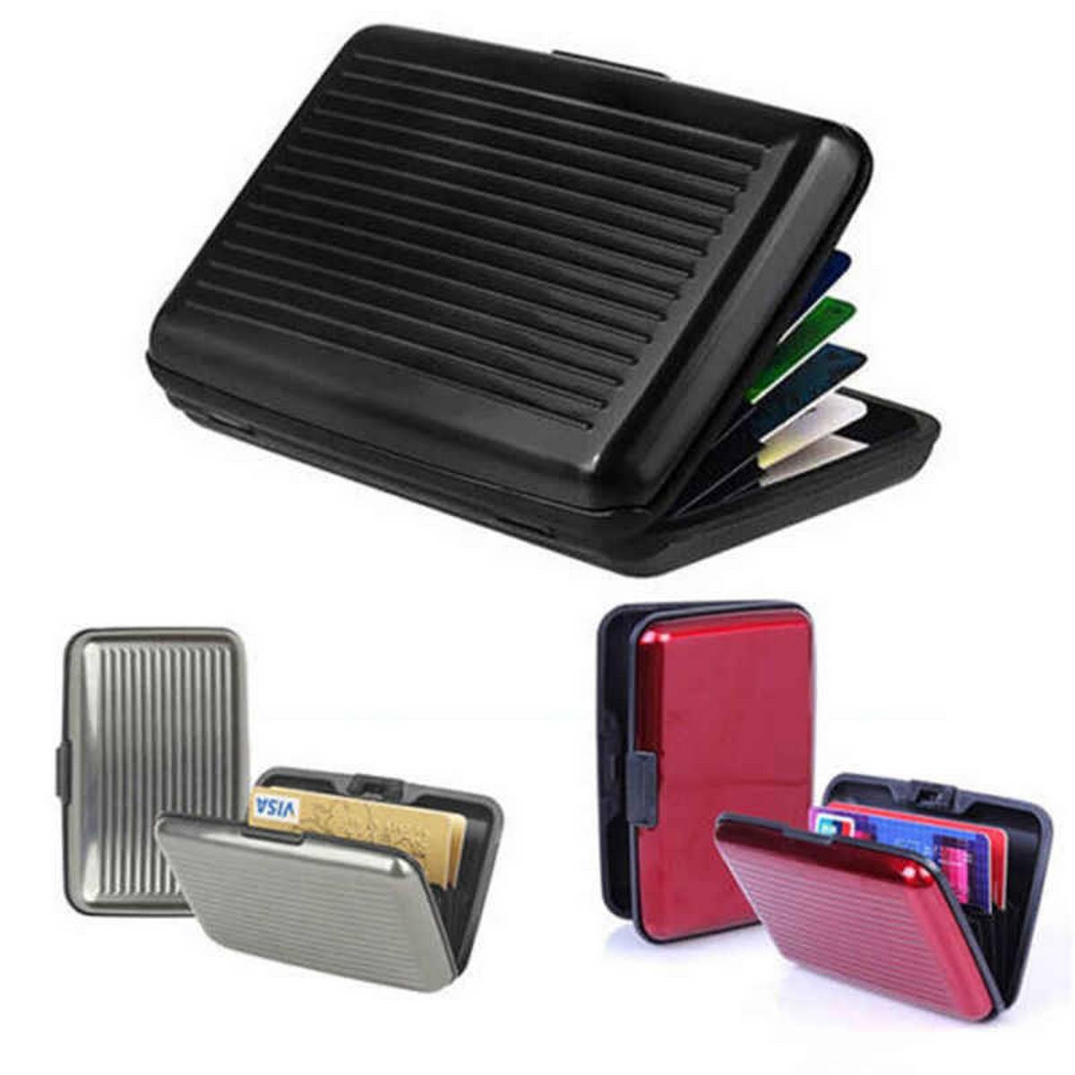 Best Offer  Aluma Wallet Card Holder - Plastic with Tin Coated ak enterprise's