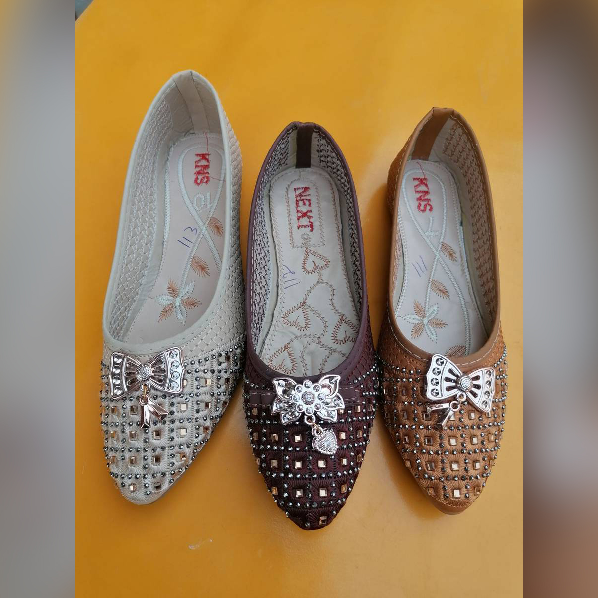 New collection ladies fancy pump new elegent design for woman and girls