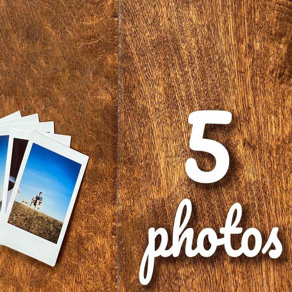 4x6 Customized Photo Print 4x6 & 5x7  Single & Set of 5/10/15 pcs with Digital High Quality Resolution