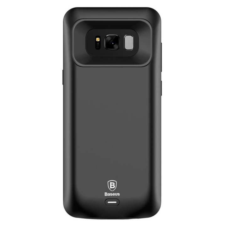 Baseus Backpack Extended Power Bank 5000mAh Charger Case for Samsung Galaxy S8