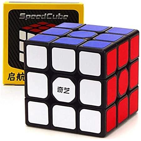 Original Qiyi Rubiks Cube 3x3 Qiyi Sail W Best Sticker Quality Fast Speed Magic Rubik Speed Cube Educational Puzzle Toys