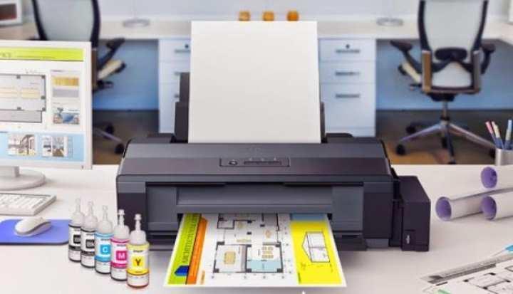 EPSON PRINTER L1800  INK TANK SYTEM (6 COLOR, UP TO A3 + SIZE)