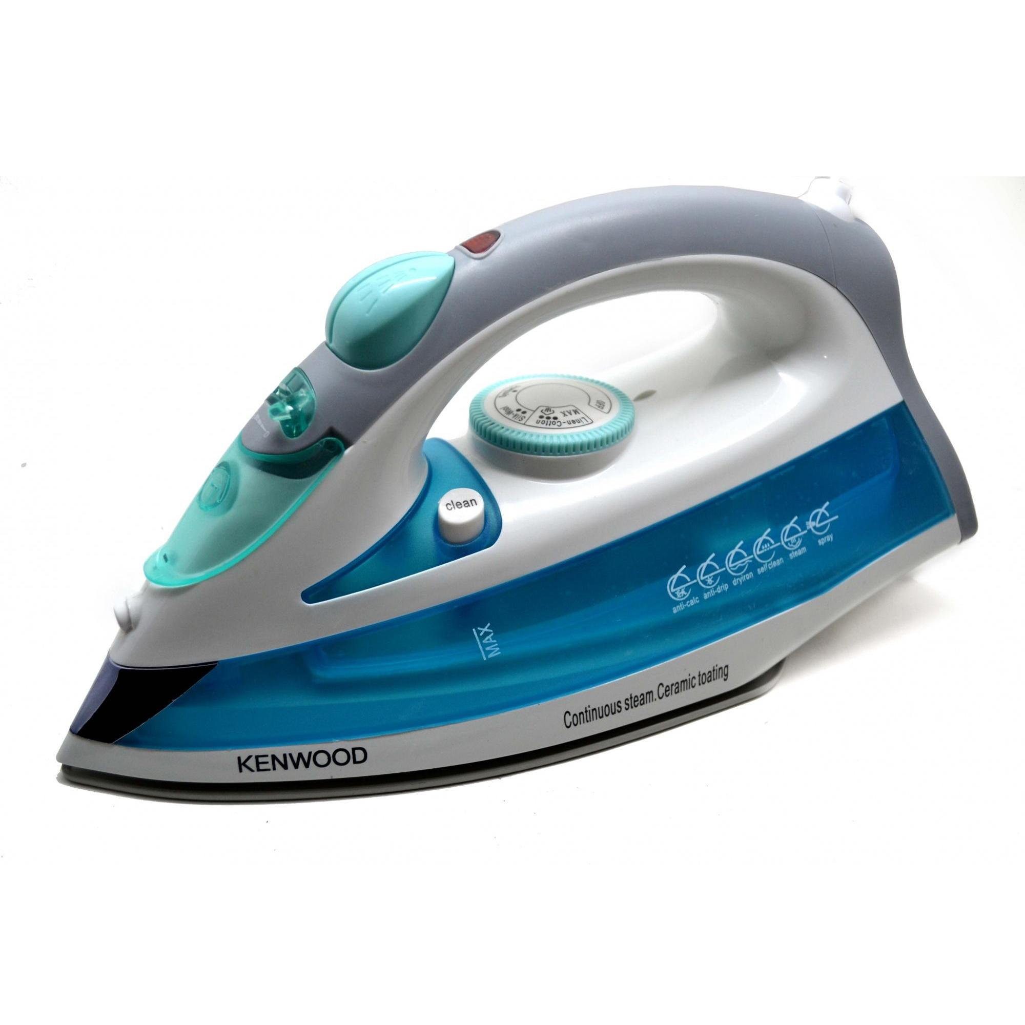 Kenwood Steam Iron ST-8027 (Imported)