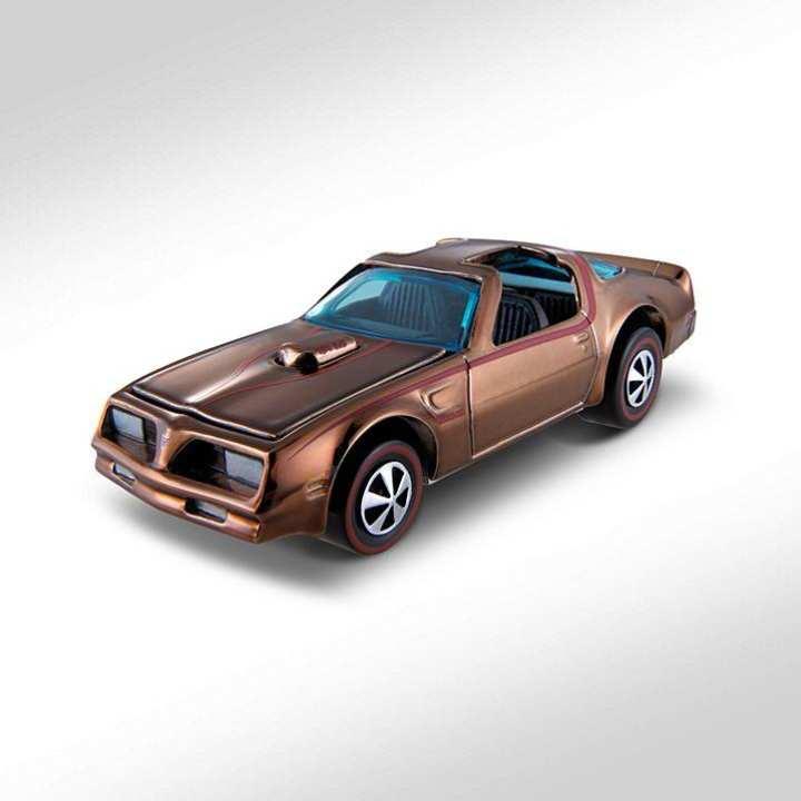 Hot Wheel Metal Racing Toy Car HWC Series Seven Neo-Classics Hot Bird