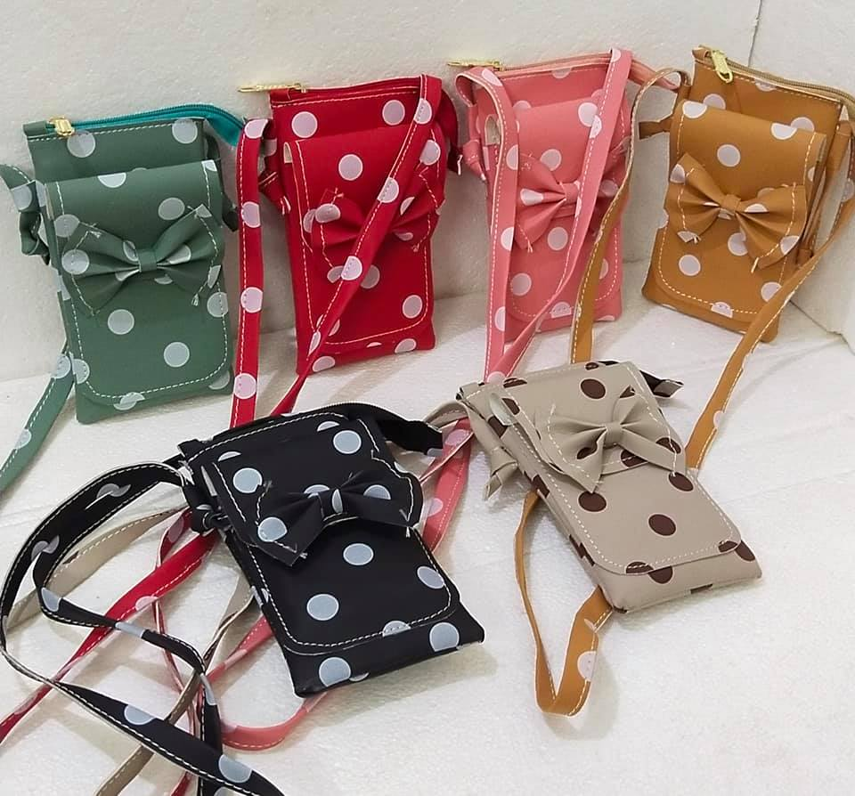 Girls Pouch/Clutch for mobile and accessories
