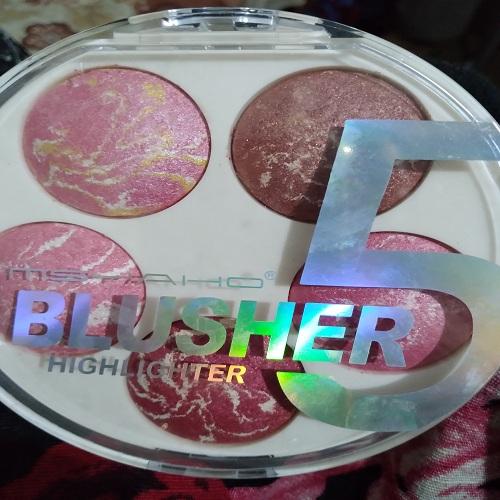 msyaho blusher 5: Buy Online at Best Prices in Pakistan | Daraz.pk