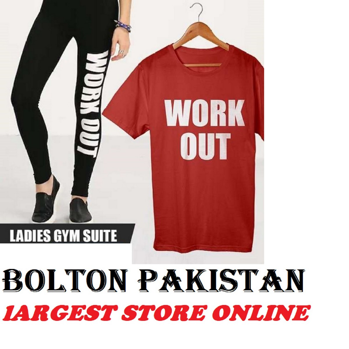 Work Out Training Gym Suit for Women
