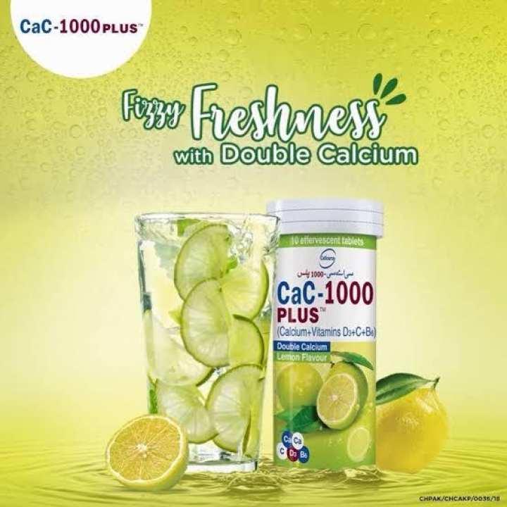 Cac 1000 Lemon Flavour