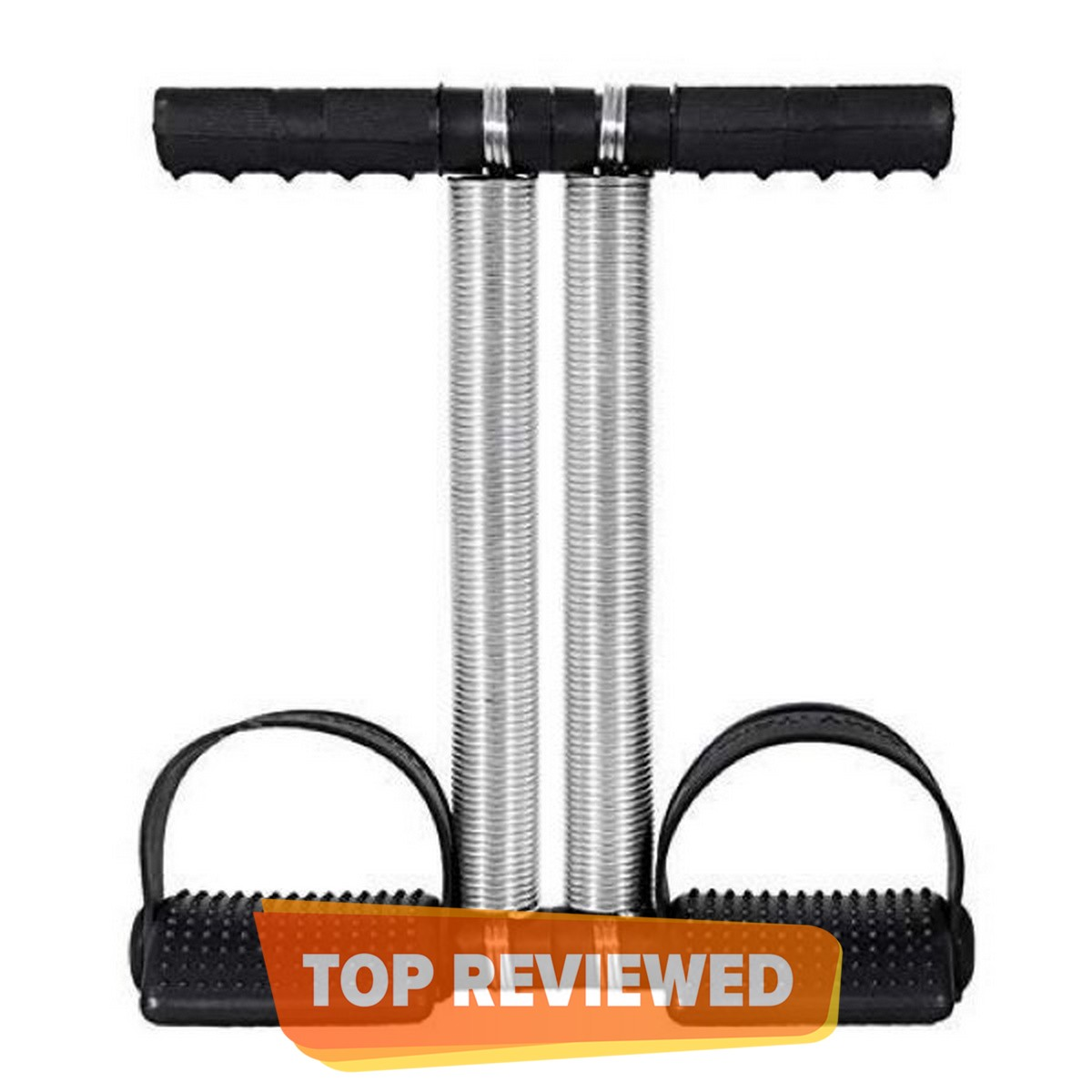 Tummy Trimmer Double Spring Weight Loss Machine For Home Gym