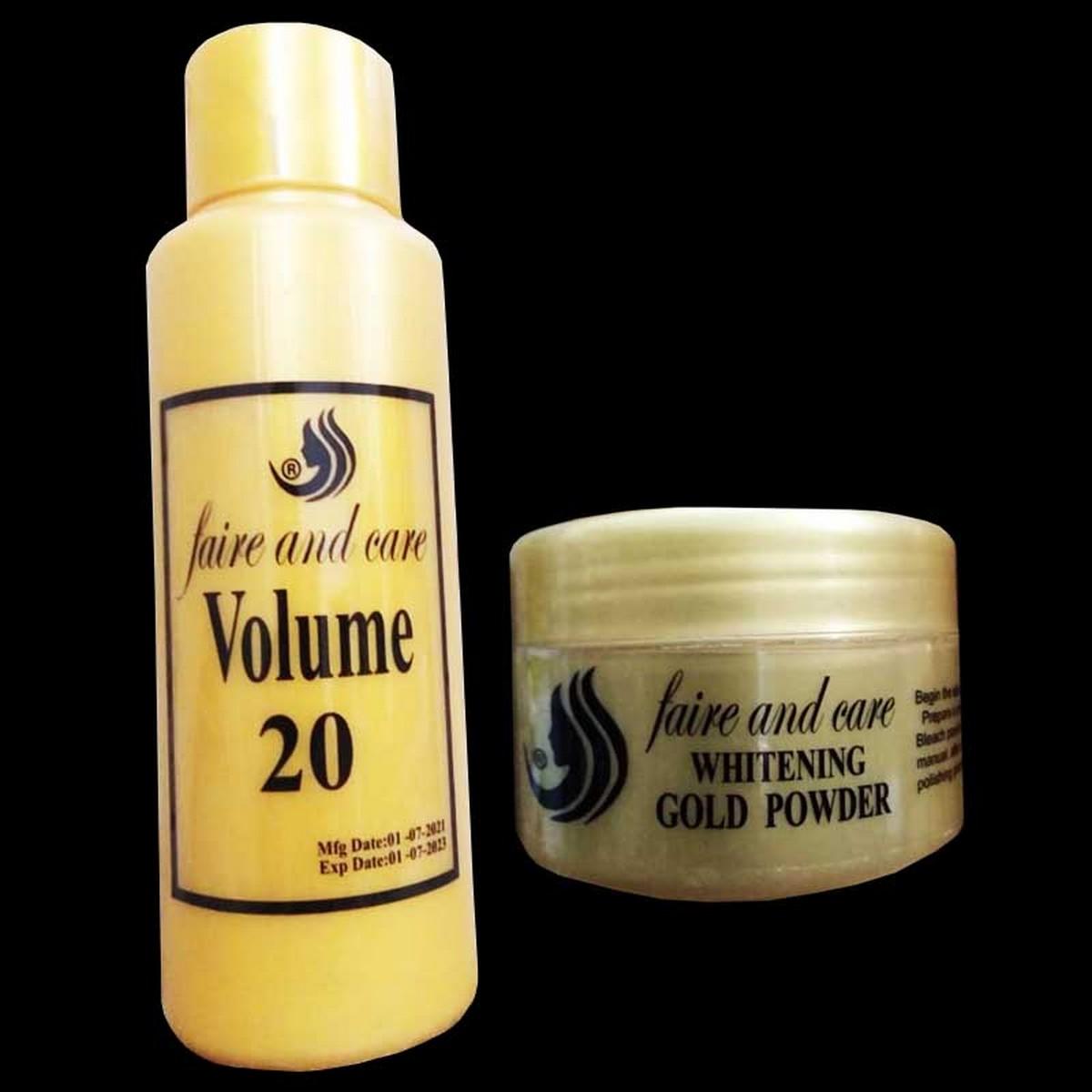 Fair And Care Gold Skin Polish 500 ml