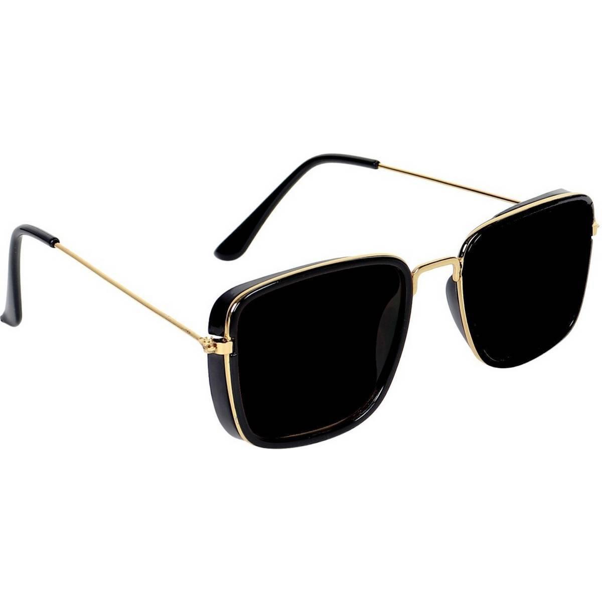 imported Sunglasses For Men Square Retro Cool Sun Shades Steampunk Style Frame Sun Glasses for Men