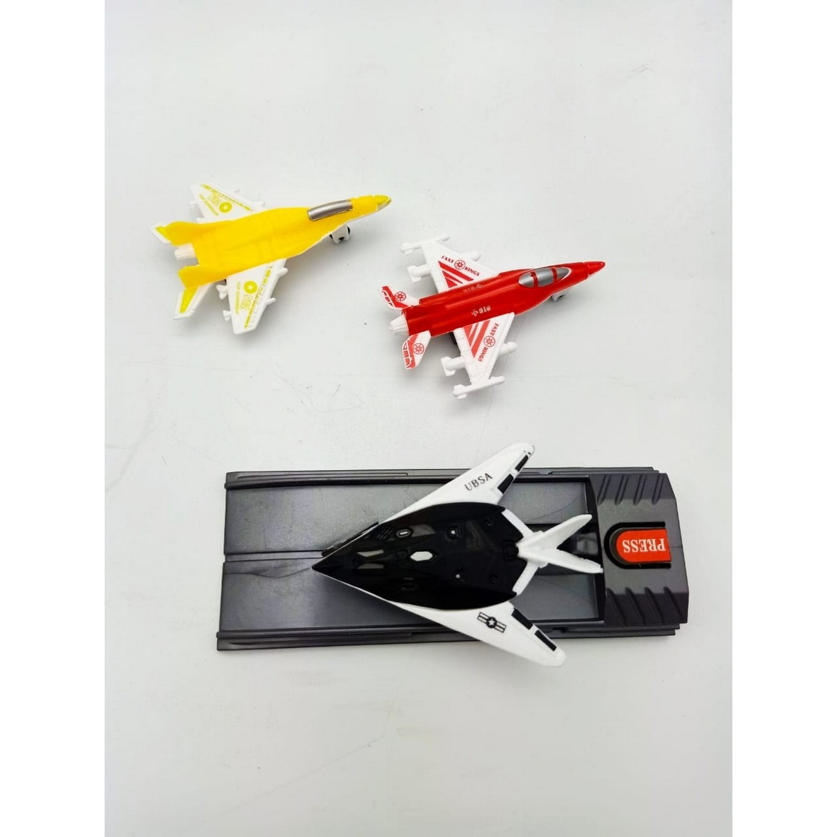 Battle plane and shooter toy for kids (boys and girls)