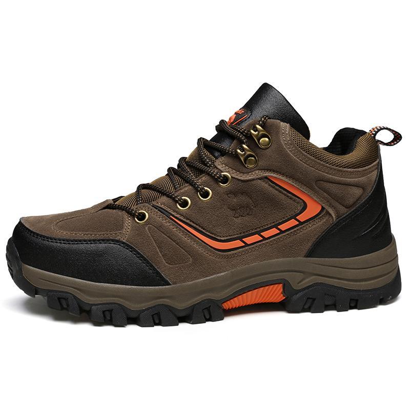 ba8d85a4700 HOT SALE Men's Work Mesh Sneakers Steel Toe Midsole Anti-Slip Trainers  Hiking Shoes