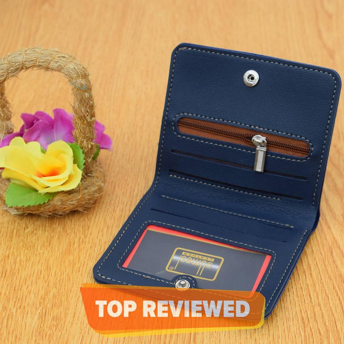 Pocket Friendly Small Wallet For Men