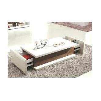 Stylish Coffee Table/center Table TWCT01 Off White