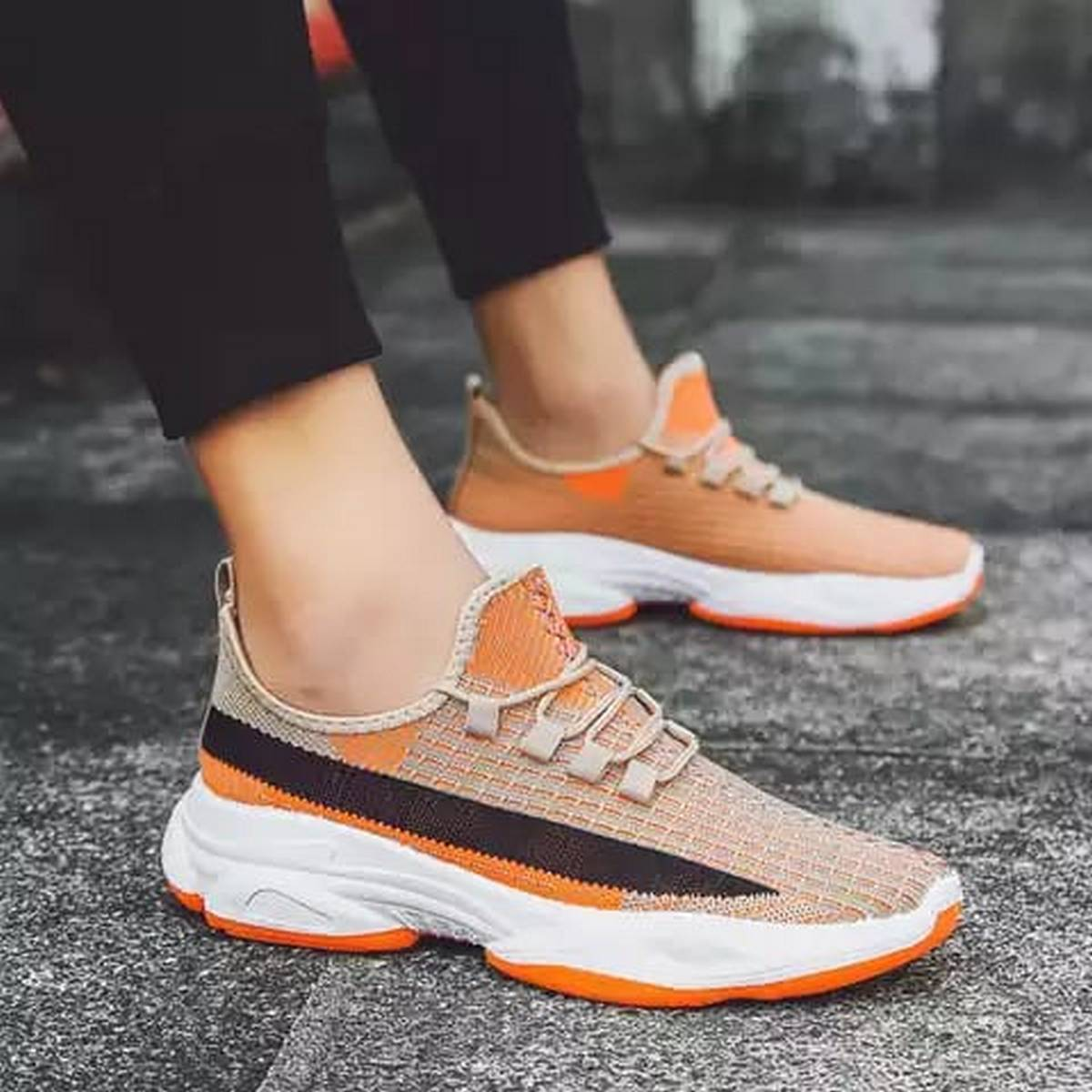 Stylish Sneakers Shoes Casual & Party Wear Joggers