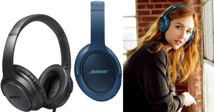 BOSE QuietComfort 35 Wireless Bluetooth Noise Cancelling