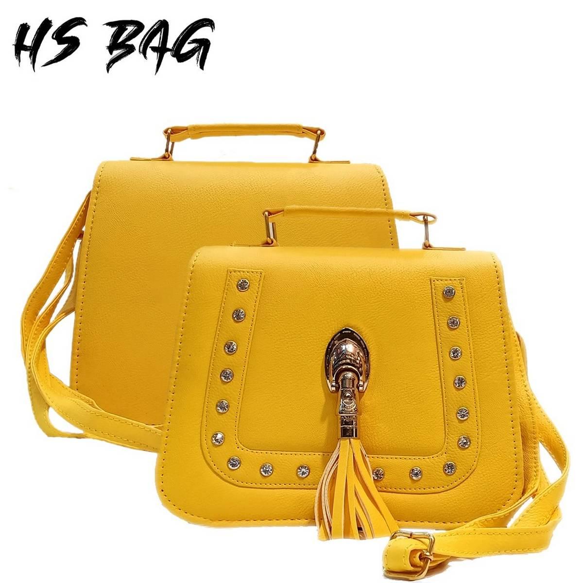 Small Stones Ladies Shoulder Bags Designer Satchel Tote Handbag